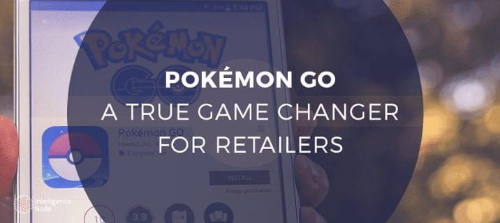 Pokemon go Retailer blog Image