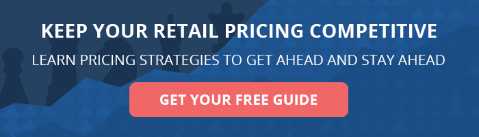 Retail pricing CTA