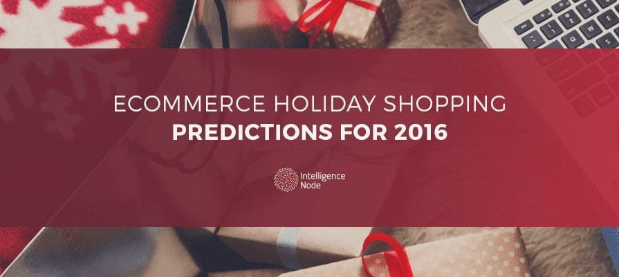 Ecommerce Holiday Shopping Predictions
