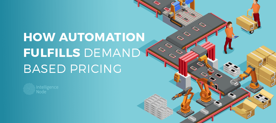Demand Based Pricing