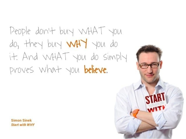 people don't buy what you do