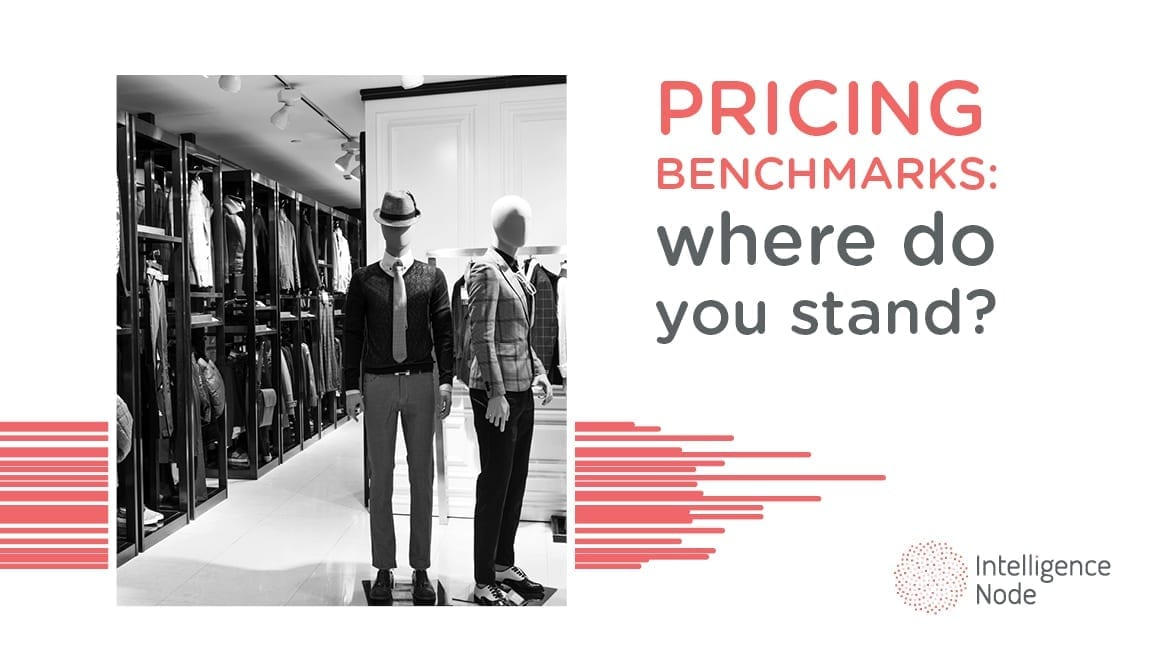 pricing benchmarks
