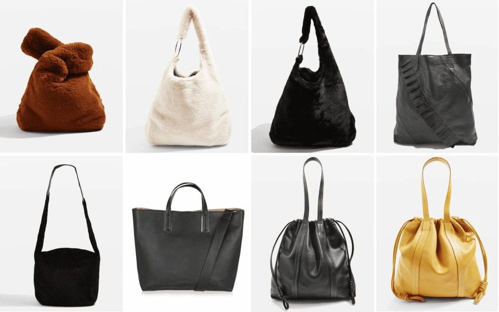 same bag in different style