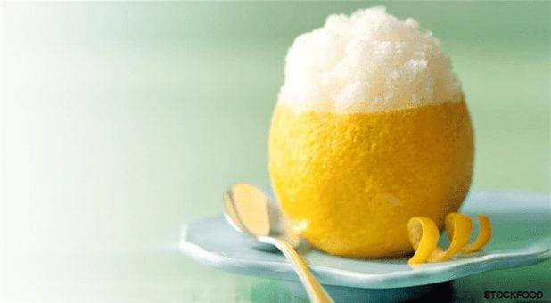 Lemon Sorbet product