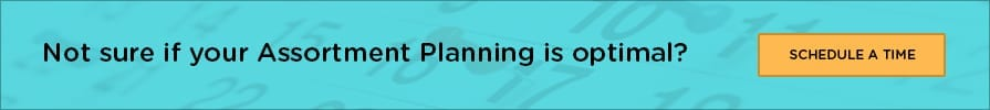 assortment planning banner