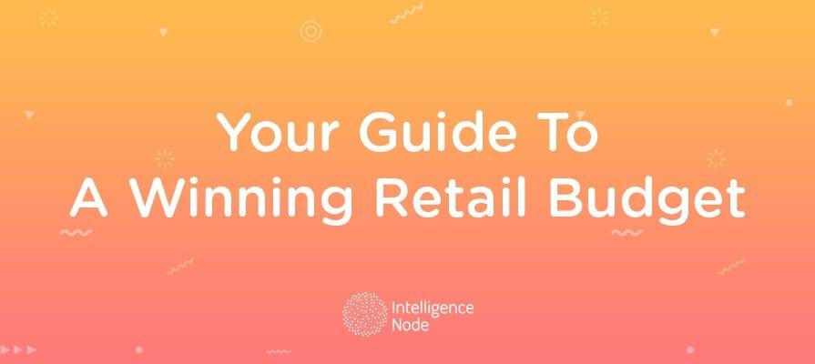 retail budget planning technology