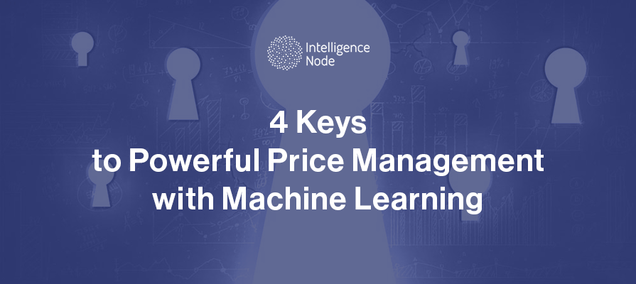 price management with machine learning