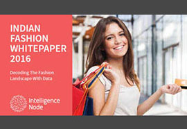 Whitepaper - Indian Fashion Retail 2016