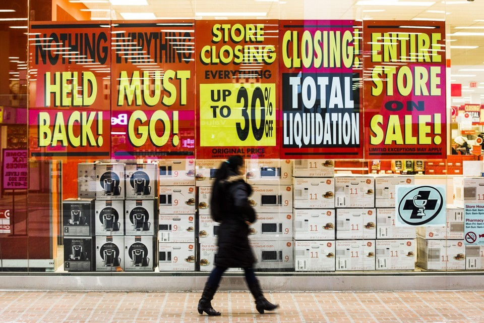 What in the World Is Causing the Retail Meltdown of 2017