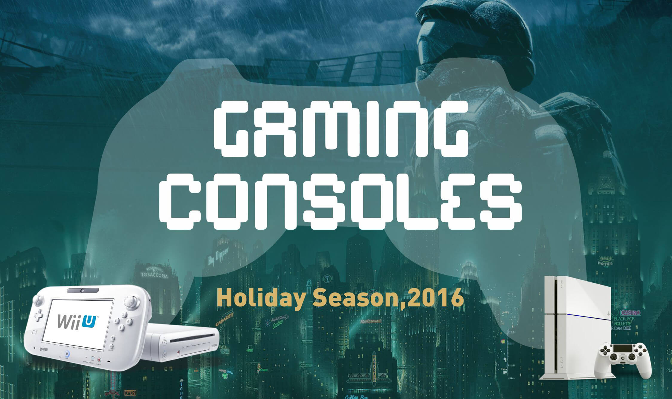 Quick insights on Gaming Consoles